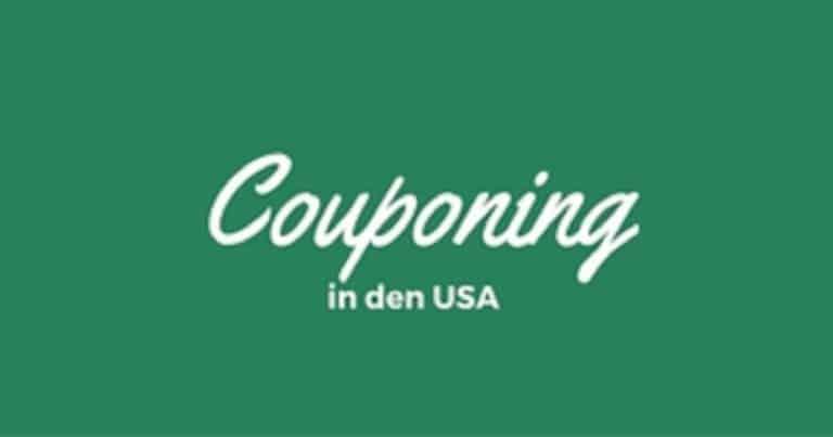 Couponing in den USA auf Deutsch