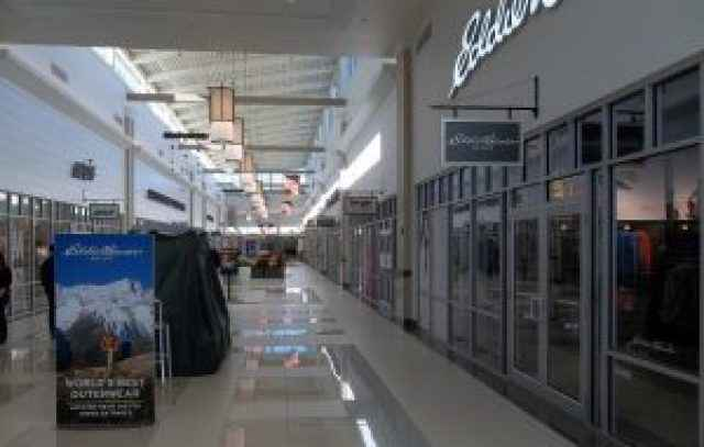 Shopping mall in Foxwood