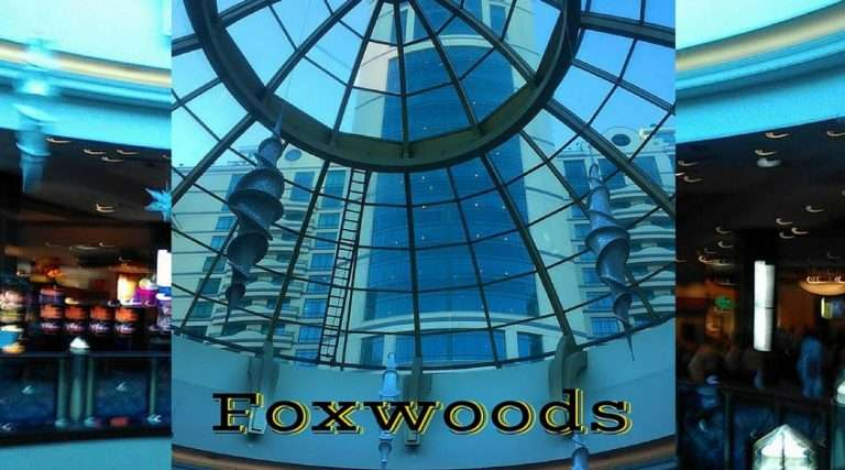 Foxwoods das größte Kasinoresort in den USA
