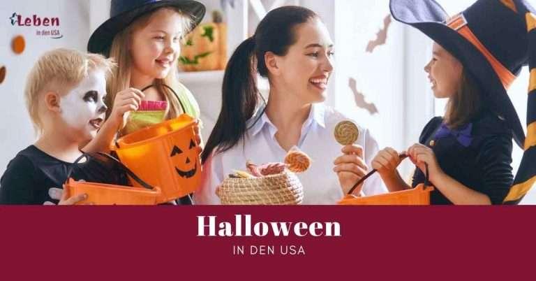 Halloween ein Feiertag zum gruseln in den USA