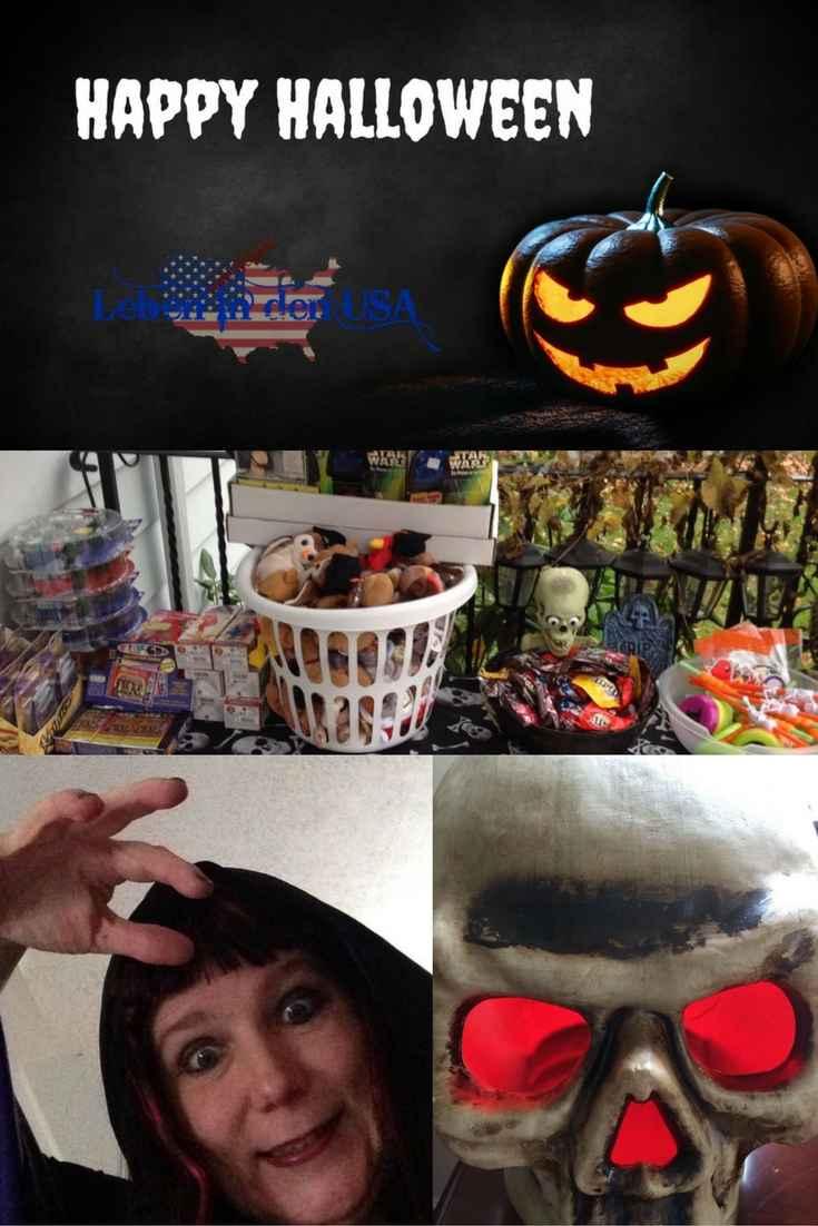 Ein toller Feiertag in den USA ist Halloween - Ich liebe diesen amerikanischen Feiertag