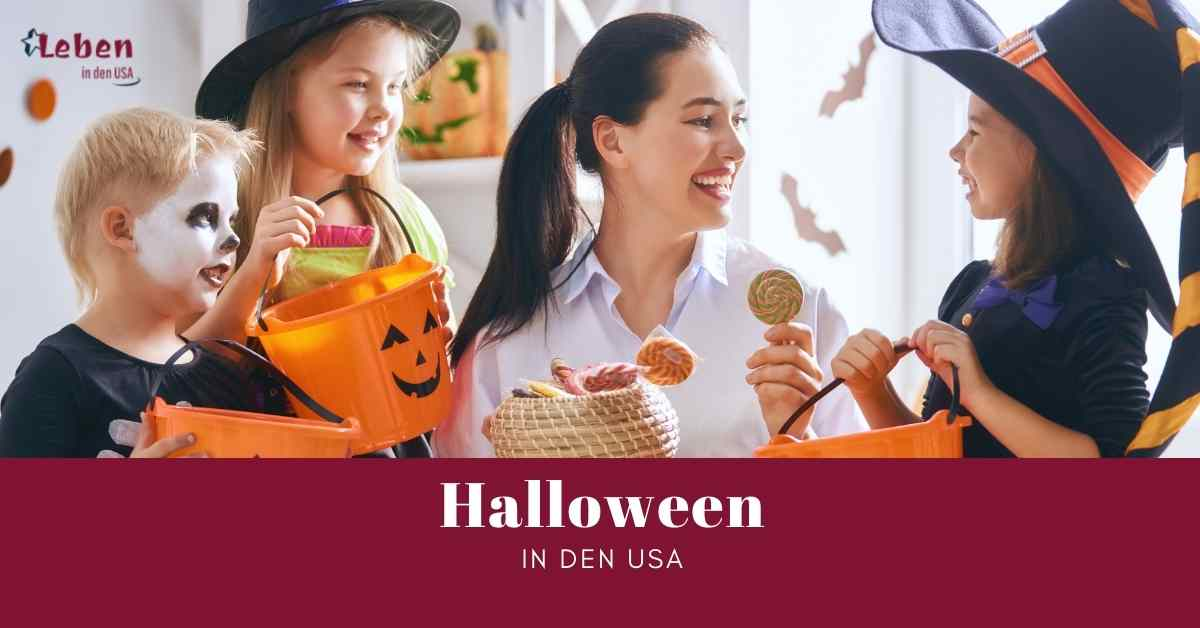 halloween in den Usa