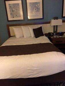 Foxwood Hotelbett