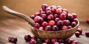 Granberrys kochen