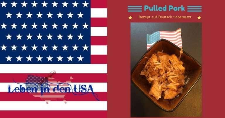 Pulled Pork mit Cola im Slow Cooker – Rezept aus den USA