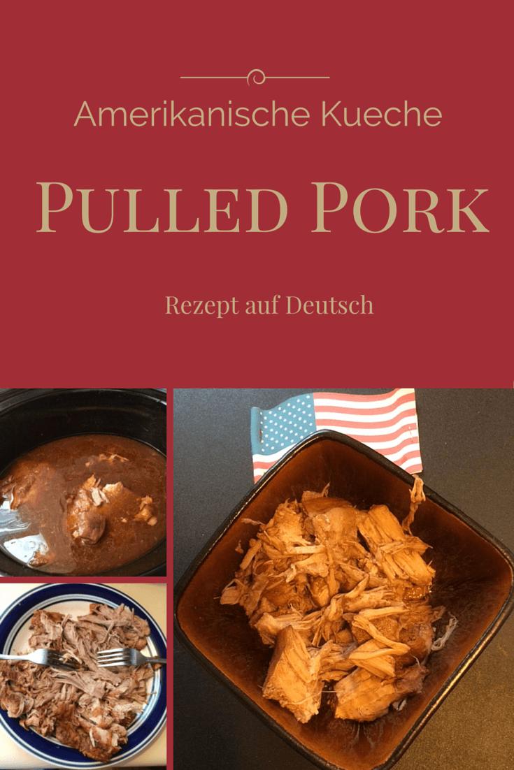 Pulled Pork aus dem Slowcoocker