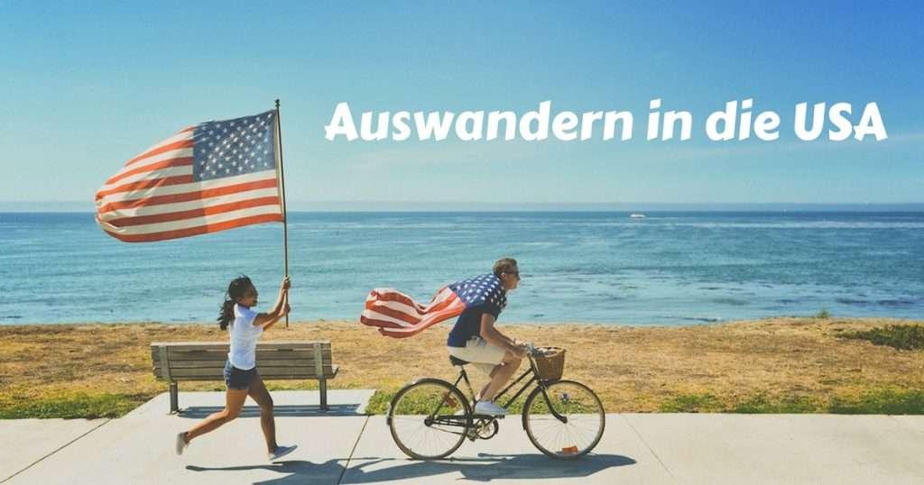 Auswandern in die USA und Leben in den USA - VIsum USA