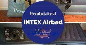 INTEX Luftmatratze - Das Gästebett zum aufblasen