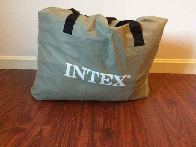 Intexx Airbed Produkttest - Dieses aufblasbare Gästebett habe ich getestet