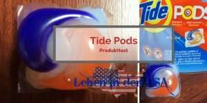Gutes Waschmittel in den USA