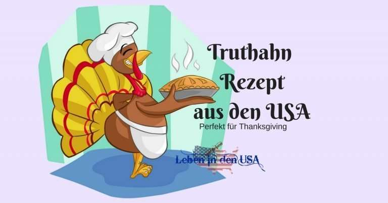 Truthahn Rezept – Traditionelles Gericht zu Thanksgiving