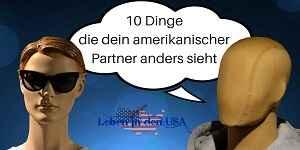 Tücken und Missverständnisse einer Deutsch-Amerikansischen Partnerschaft