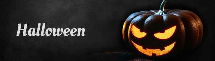 Halloween im Oktober