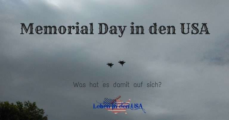 Memorial Day in den USA