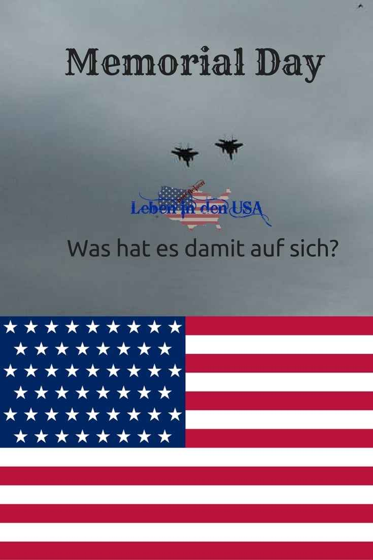Was ist der Memorial Day
