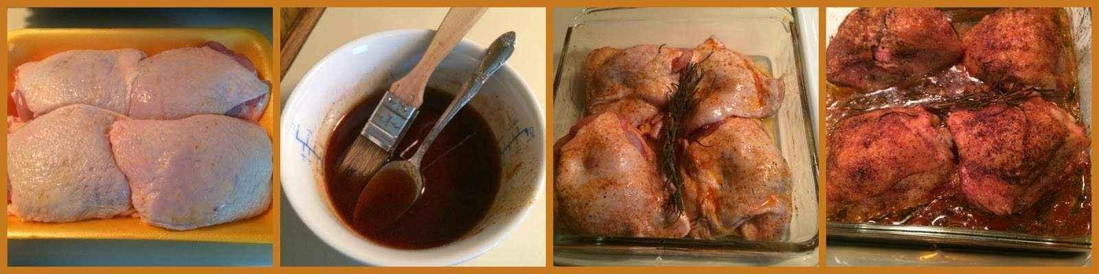 Zubereitung Hähnchen