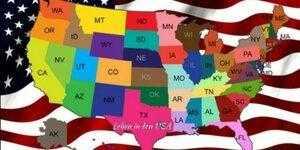 Die Staaten der USA