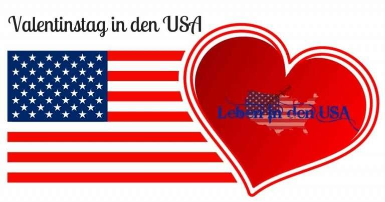 Valentinstag in den USA