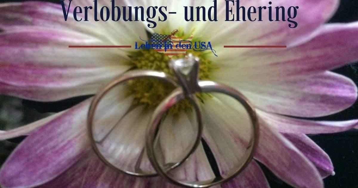 Eheringe in den USA - Wissenswertes zu den Verlobungsring und Ehering in den USA