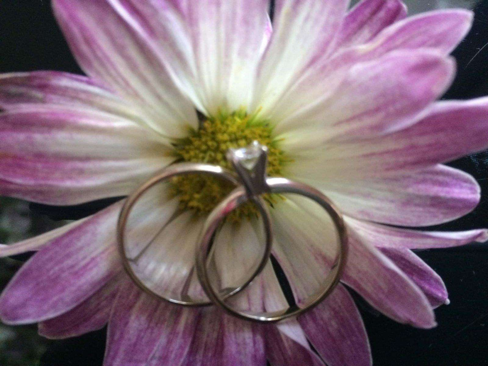 Ehering und Verlobungsring an welche Hand