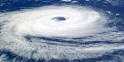 Hurrikan in den USA