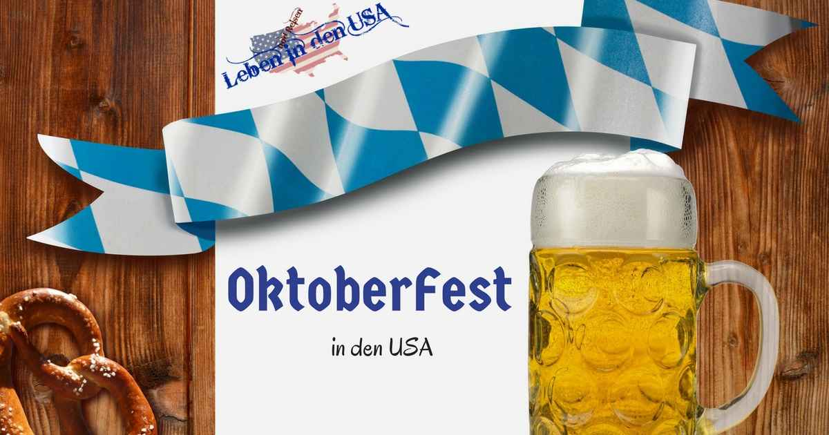 Richmond Oktoberfest VA 2018 – Leben in den USA
