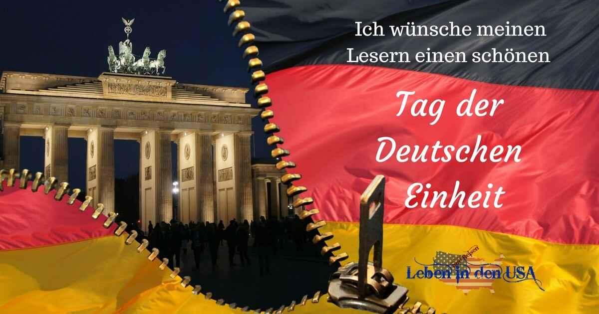 Tag Deutscher Einheit