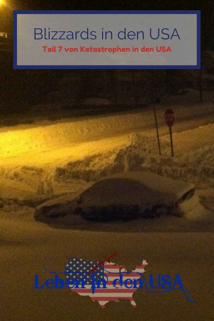 Blizzards und Schneestuerme in den USA - Wie man sich vorbereitet in der Folge 7 von Katastrophen in den USA