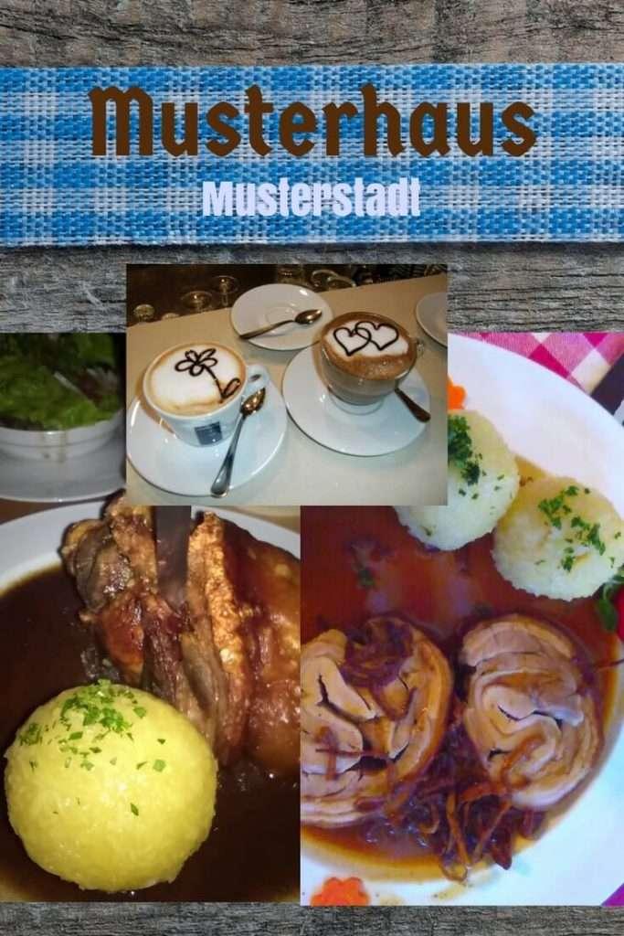 Werbung fuer dein deutsches Restaurant USA