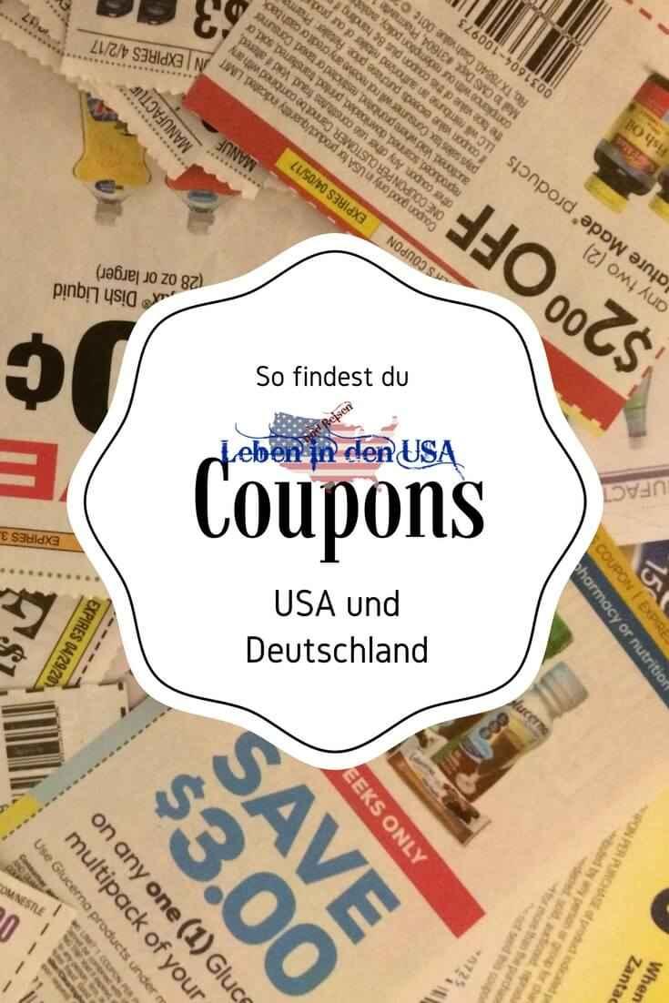 Coupons in Deutschland und den USA so findest du sie und kannst Couponen
