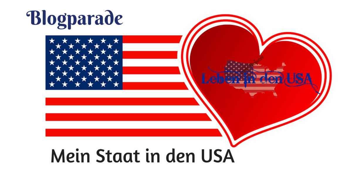 Staaten in den USA Blogparade