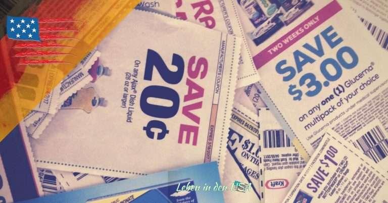 Kostenlose Coupons finden und Geld sparen