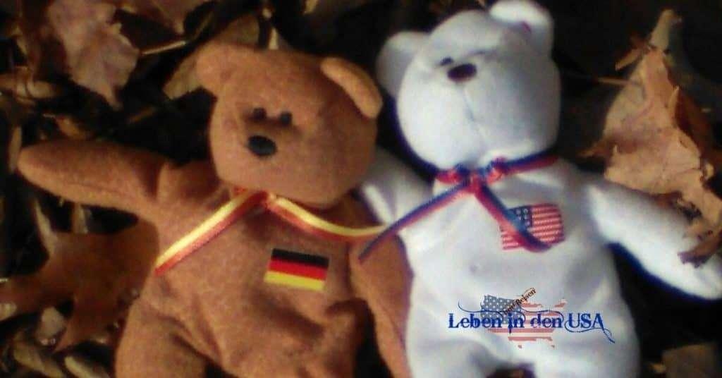 Amerikanisch und Deutsch