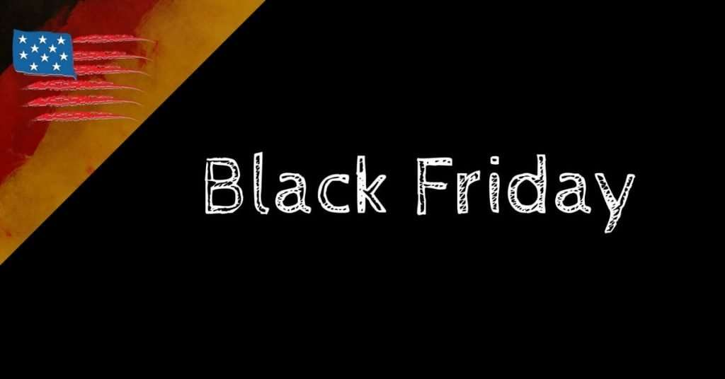 Black Friday - Tag der Deals