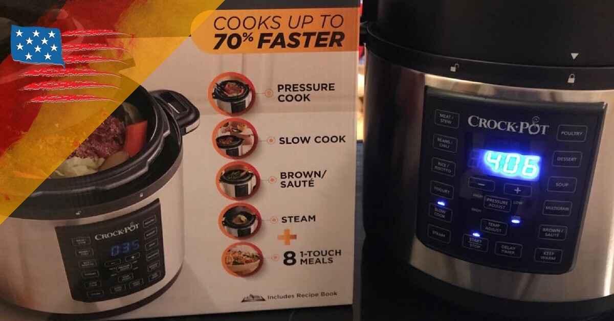 Crock Pot getestet