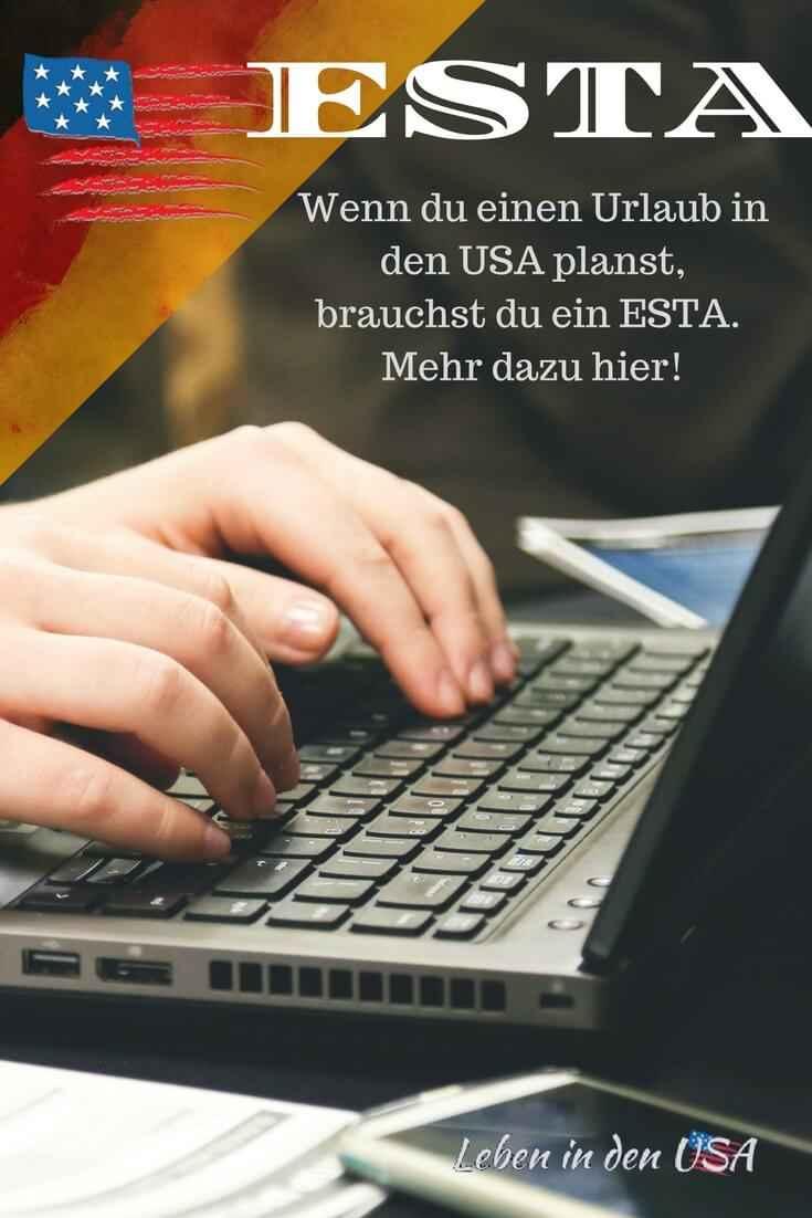 ESTA Antrag so geht es - So beantragst du deine Reisegenehmigung für die USA