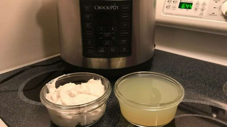 Quark machen im Crock Pot Express und Instant Pot supereinfach