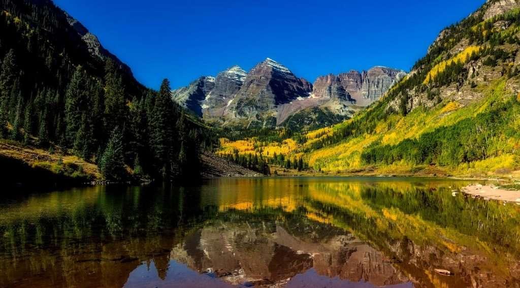 Colorado einer der 50 Staaten in Amerika