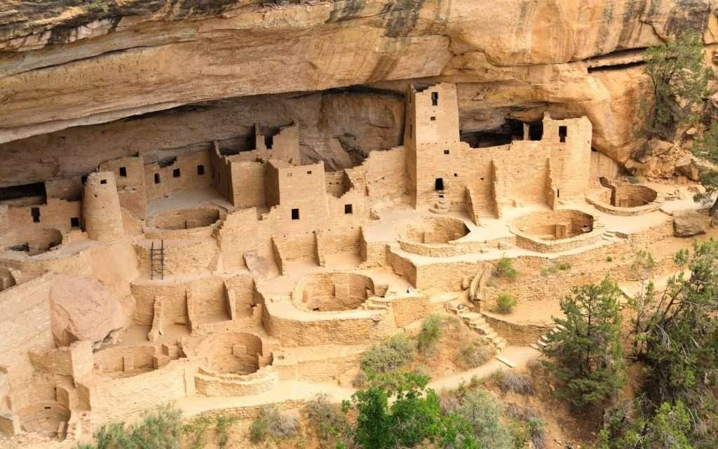 Mesa Verde in Colorado - Besuche diesen historischen Ort bei deinem Urlaub in Colorado in den USA