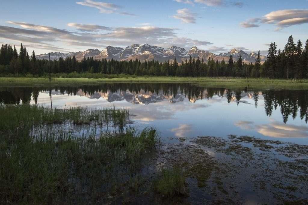 Urlaub in Montana USA