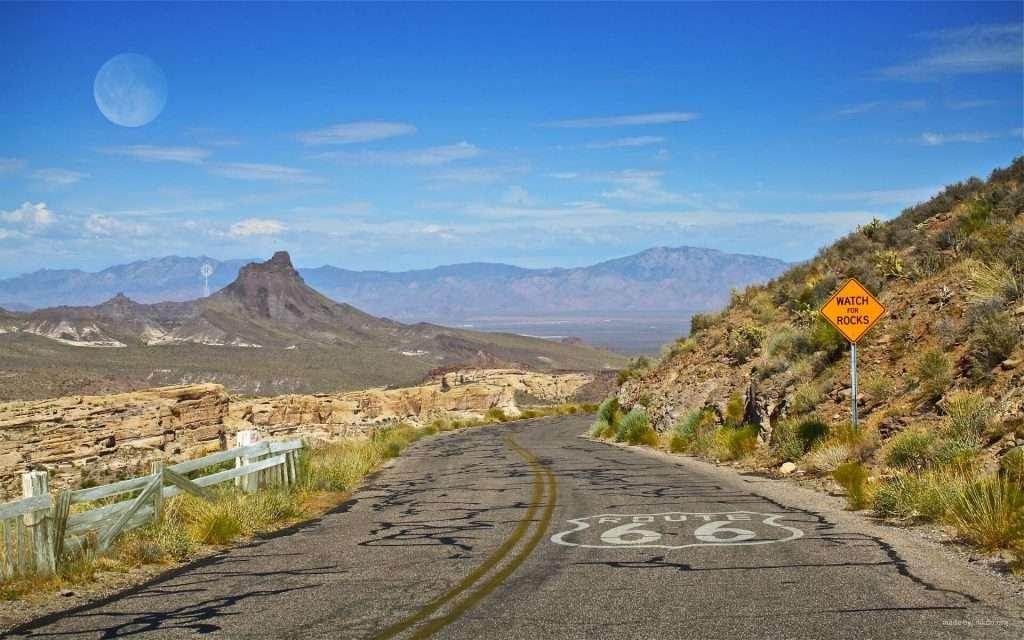 Arizona ist bekannt für den Gran Canyon