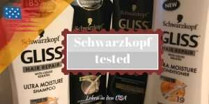 Schwarzkopf Gliss Hair Repair tested