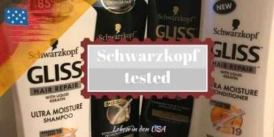 Schwarzkopf Gliss Hair Repair tested