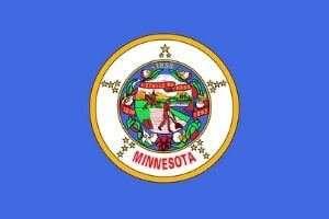 Minnesota Flagge