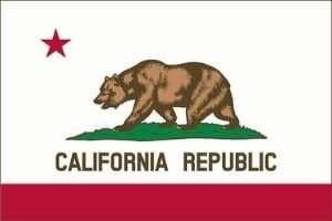 California Flagge