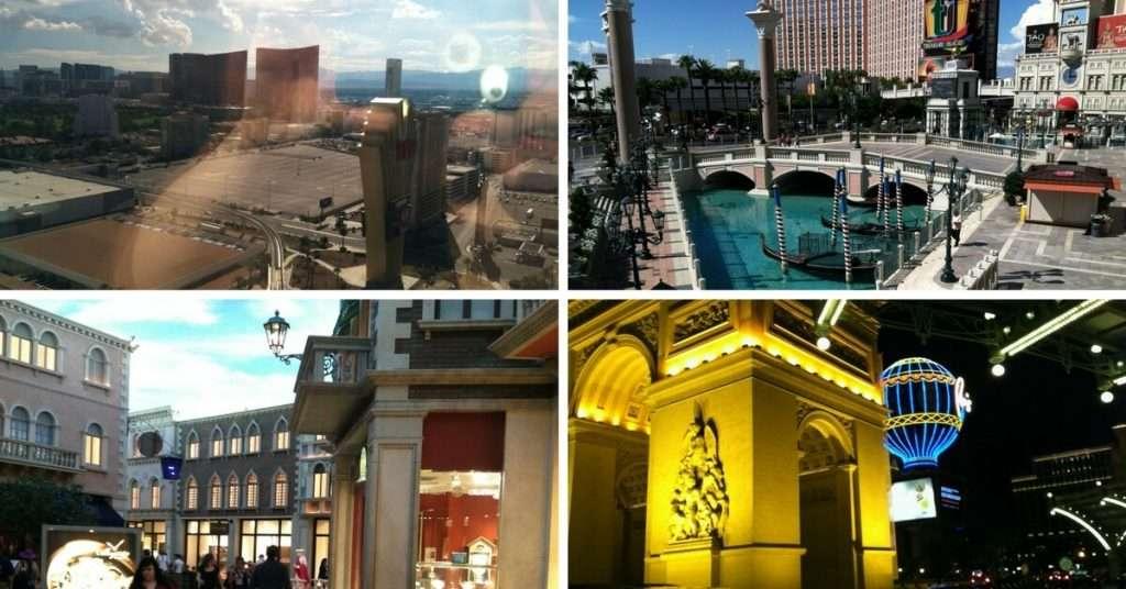 Las Vegas in Nevada ein besonderer Ort für deinen USA Urlaub
