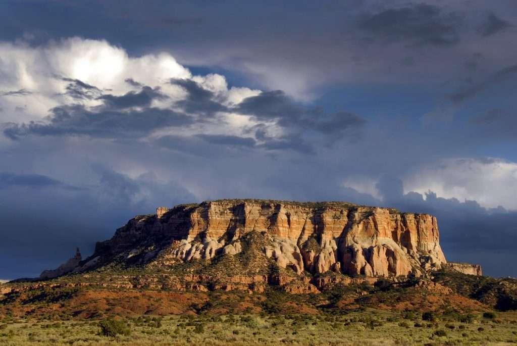 New Mexico in den Vereinigten Staaten der USA
