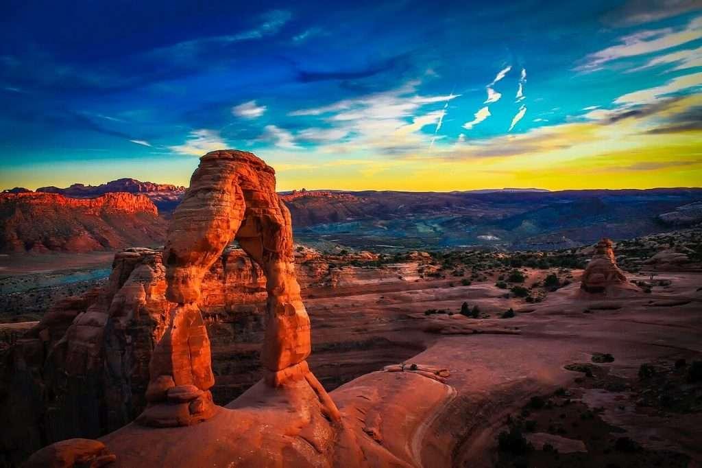 Utah einer der States in den USA