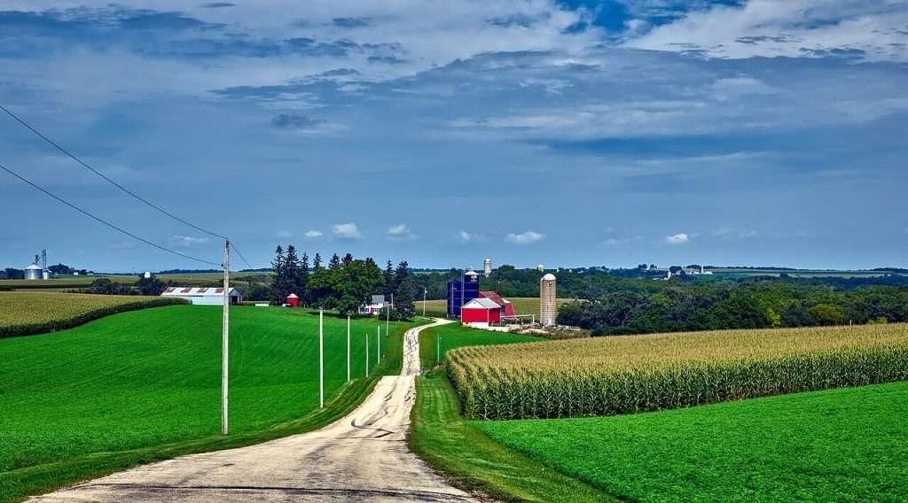 Wisconsin einer der Staaten in den USA mit vielen deutschen Einwanderern