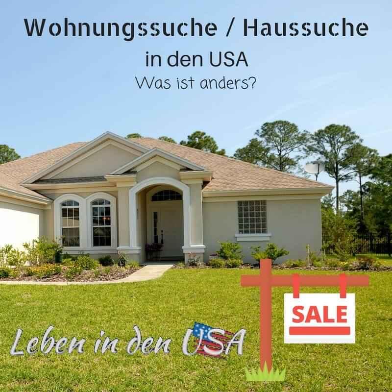 Wohnungssuche in den USA - was ist anders?